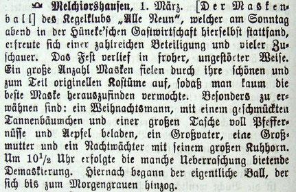 'Syker Zeitung 03.03.1904