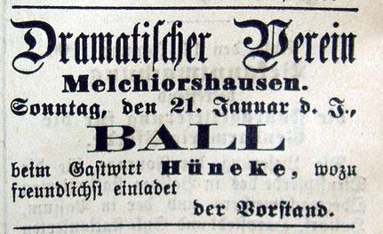 Syker Zeitung 20.01.1906