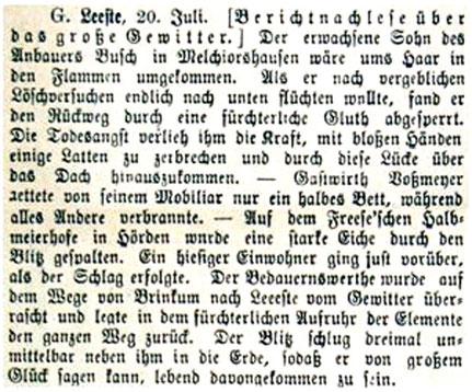 22.7.1899SZ: Gewitter