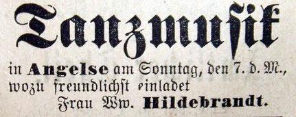 Syker Zeitung 6.11.1897