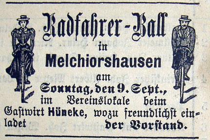 Syker Zeitung 08.09.1906