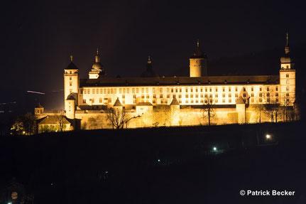 Würzburg bei Nacht 26. 02. 2016