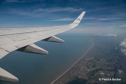 AMS-LHR 02. 08. 2015 KLM B737-700 PH-BGH
