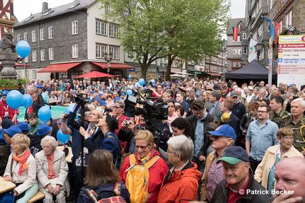 Eröffnung Hessentag 2016 in Herborn am 20. 05. 2016