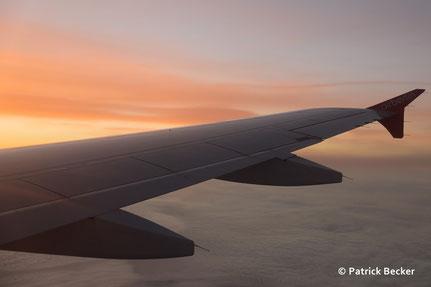 FRA-TXL Hinflug 21. 10. 14