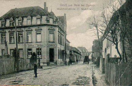 Ostmarkstrasse früher Waldhornstrasse