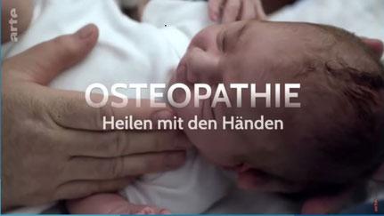 """Foto: Arte Docu Osteopathie - """"Heilen mit den Händen"""""""