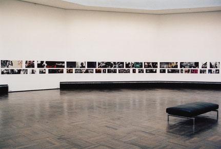 'Generation Boul Fale', Württembergischer Kunstverein Stuttgart 2001