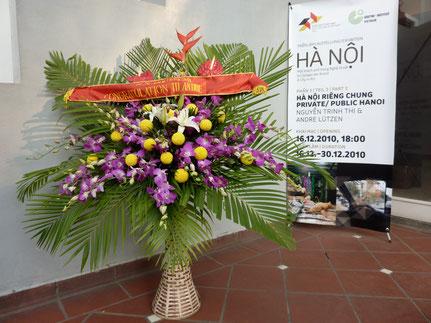 'Public Private Hanoi', Projektion, Goethe Institut Vietnam, Hanoi 2010