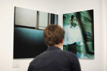 'Aussenlinie Europa', Teilansicht, 'Photo Espana', Madrid, Spanien 2014