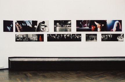 'Generation Boul Fale', Teilansicht, Württembergischer Kunstverein Stuttgart 2001