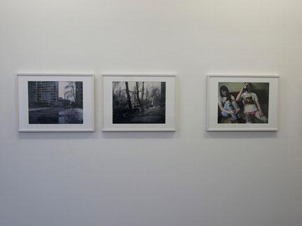 'Zhili Byli', Teilansicht, Robert Morat Galerie, Hamburg 2015