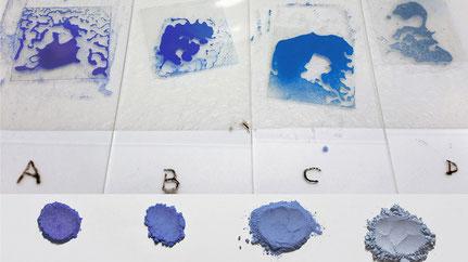 高森幸雄 Yukio Takamori ラピスラズリ精製 Refined Lapis lazuli-2
