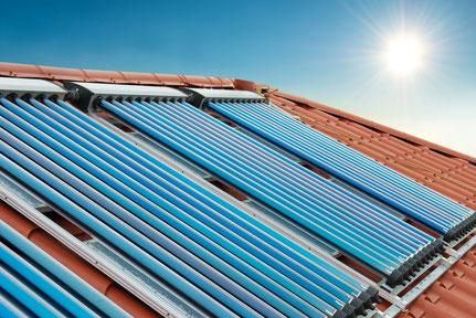 Solaranlage - Solar - Installation - Waldbröl - Gummersbach - Haustechnik Fuchs