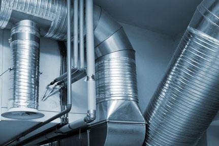Klimatechnik - Klimaanlage - Lüftungsanlage - Lüftung - Installation - Waldbröl - Gummersbach - Haustechnik Fuchs