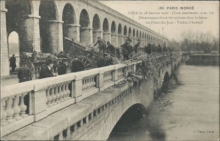 visite guidee les ponts de paris