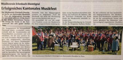 Simmentaler Zeitung vom 27.06.2019