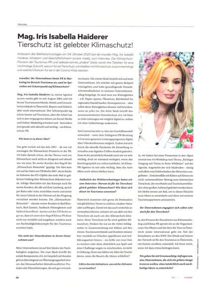 Traveller (Ausgabe Oktober 2020), S. 26