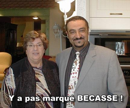 20 ans  -  Gévaudan Cuisines  -  Maïté -Octobre 2008