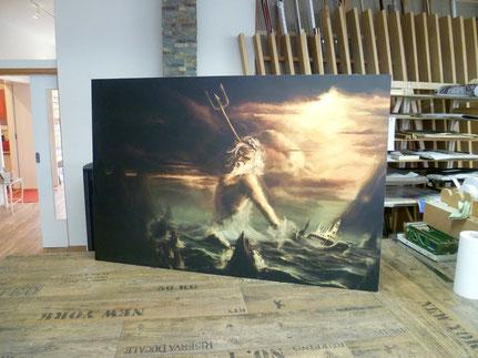 "Poster ""Sea Shepherd"" (festes Poster)"