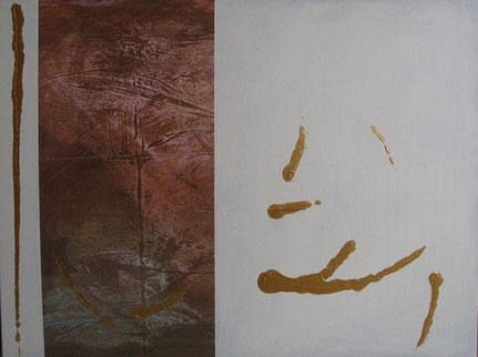 Nr. 2010-HO-038: 80 x 60 cm, Acryl auf Leinwand