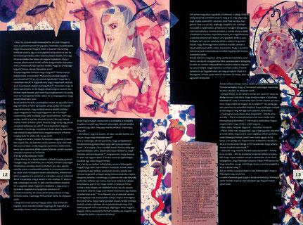 Géza Szöllősi, Roham Magazine