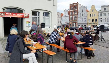 Markt der Kulturen, Lübeck