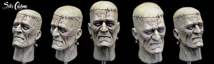 1/6 Frankenstein's Monster