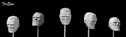 Old Man Logan - cast available