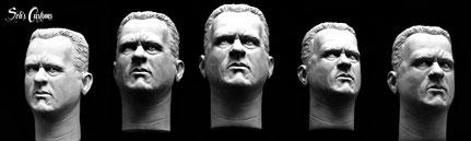 Tom Hanks 1/6 headscupt