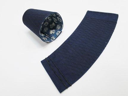 TENGU藍染手甲コハゼ
