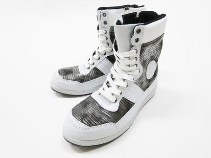半長安全靴