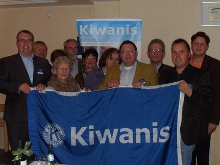 Kiwanis Club Fritzlar 2014