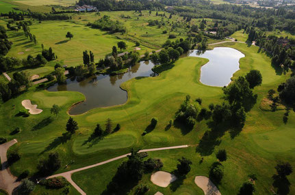 Golf Club Modena Golfen in Italien Golfpakete