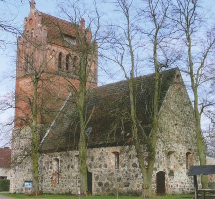 Demerthin Dorfkirche