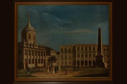 Potsdam Ölbild-Nachlass von Ingeborg Gross