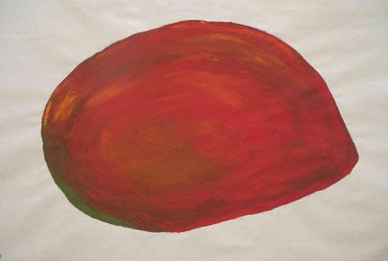 Bild Mango Metapher Lösungsorientiertes Malen