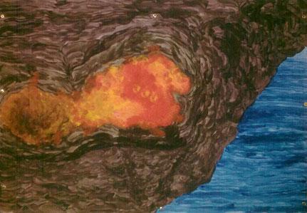 Vulkan Begleitetesmalen