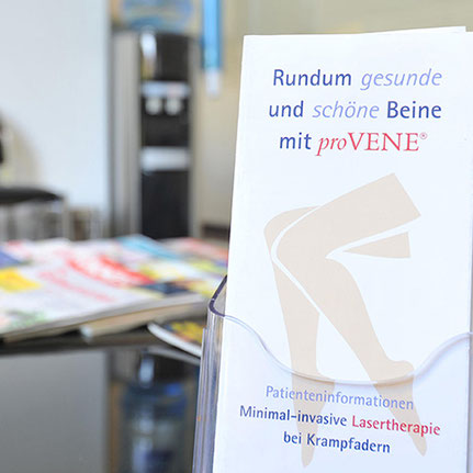 Ambulantes Gefäß-und Laserzentrum - Venenerkrankungen