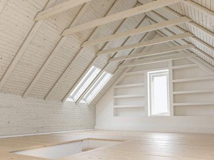 Hell und freundlich modernisiertes Obergeschoss