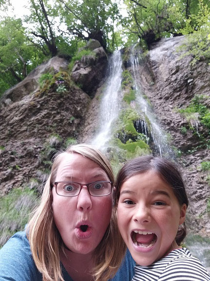Wasserfall Krampez