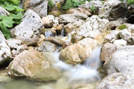 Bach Wasserfall Krampez