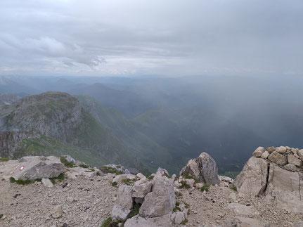 Gipfel Krn