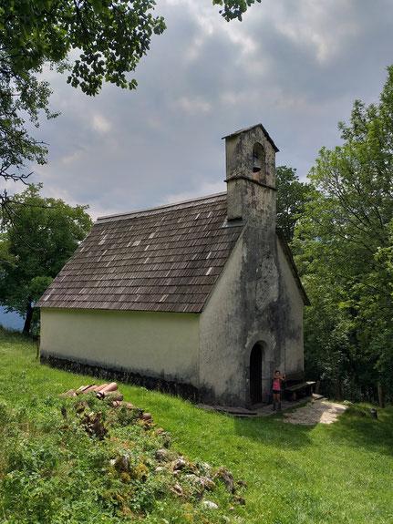 Kirche Kosec