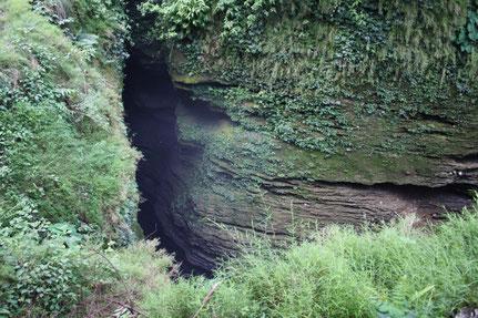 Flusstal Devi Falls
