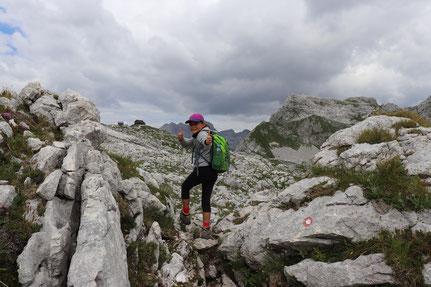 Berghütten Triglav Nationalpark