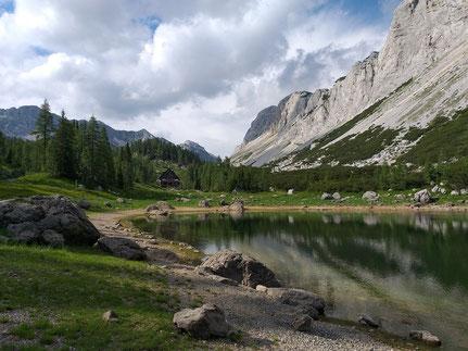 Berghütten in Slowenien