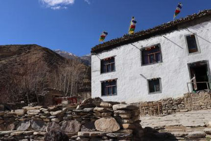 Guesthouse Upper Mustang