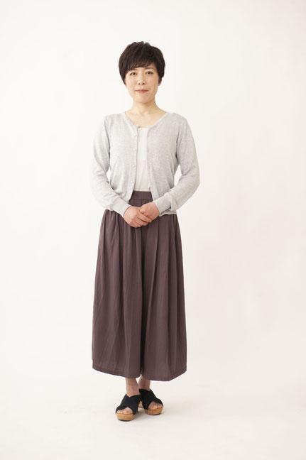 芸能プロダクション「リガメント」俳優:中山さおり(全身)