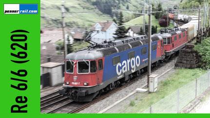 Foto-Datenbank Re 6/6 SBB Cargo